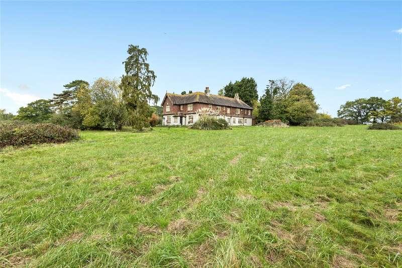 6 Bedrooms Detached House for sale in Billingshurst Road, Coolham