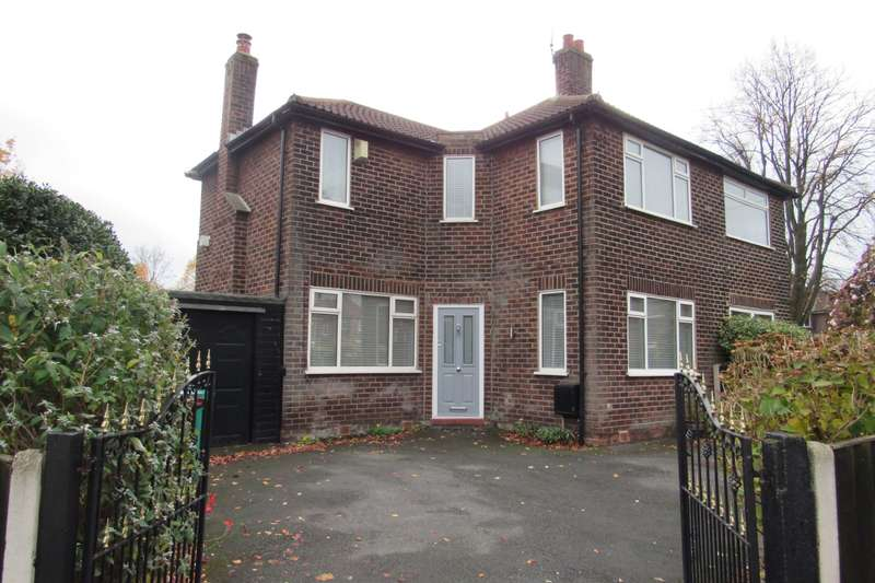 3 Bedrooms Semi Detached House for sale in Roundwood Road, Manchester, M22