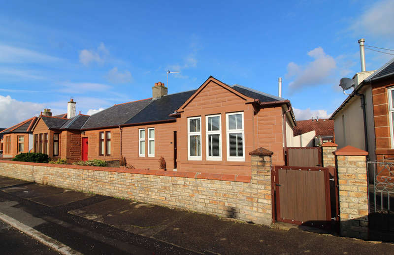 2 Bedrooms Bungalow for sale in Meiklewood Avenue, Prestwick, KA9