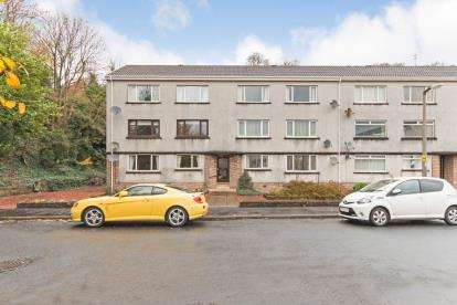 1 Bedroom Flat for sale in Silverdale Gardens, Largs