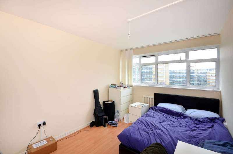 2 Bedrooms Flat for sale in Churchill Gardens, Pimlico, SW1V