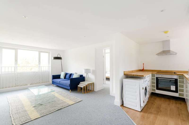 2 Bedrooms Flat for sale in South Norwood Hill, Crystal Palace, SE25