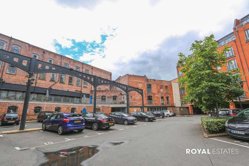 3 Bedrooms Apartment Flat for sale in George Street, Birmingham, B3