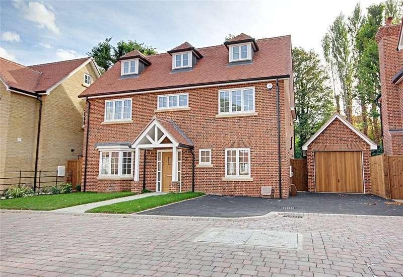 6 Bedrooms Detached House for sale in Wallen Park, Springhall Road, Sawbridgeworth, Hertfordshire, CM21