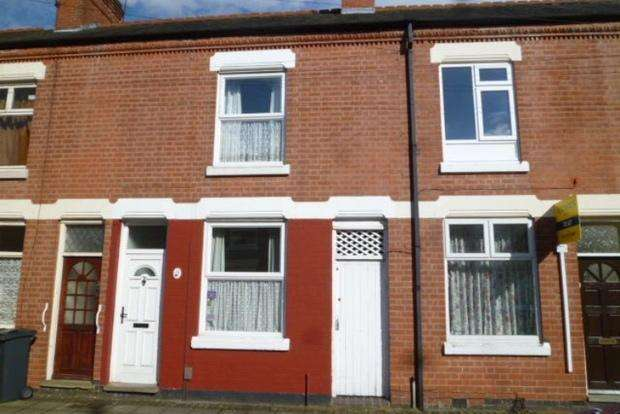 2 Bedrooms Terraced House for sale in Bolton Road, Leicester, LE3