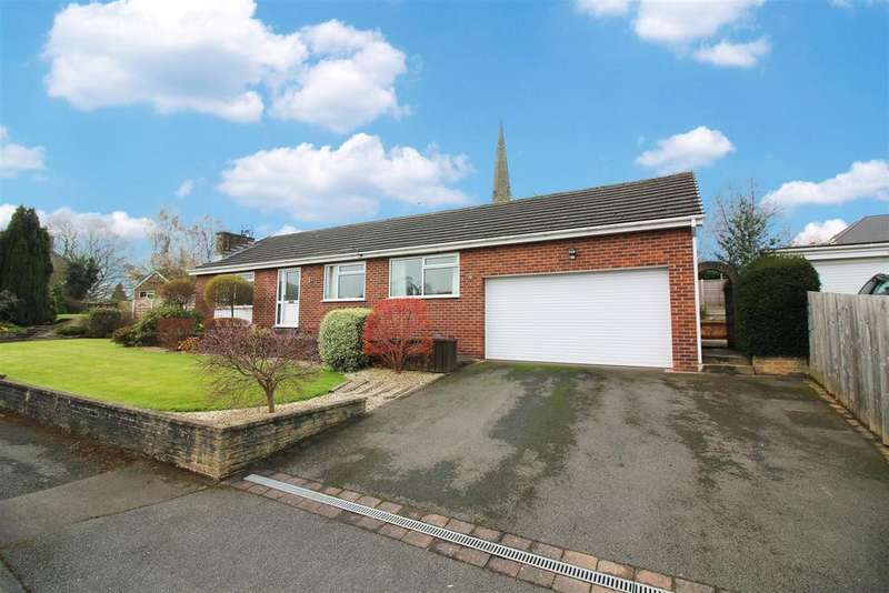 3 Bedrooms Detached Bungalow for sale in Field Close, Gedling, Nottingham