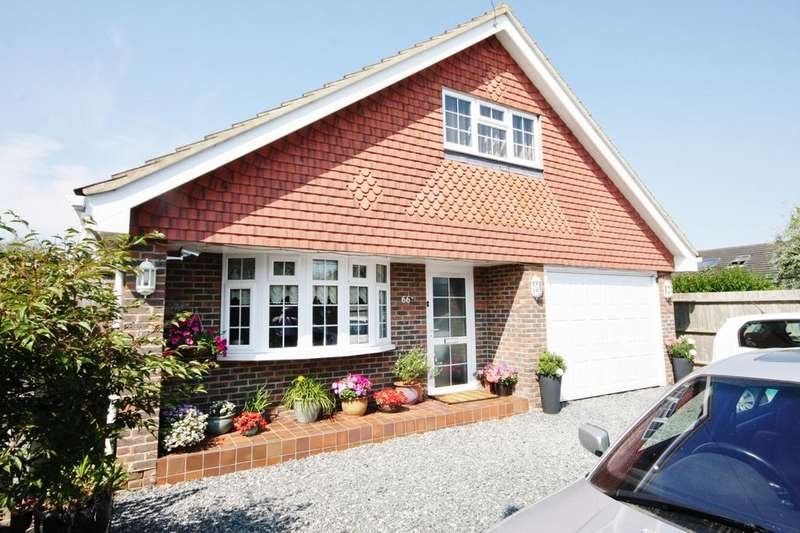 5 Bedrooms Detached House for sale in Telscombe Road, Peacehaven, BN10