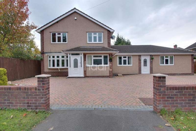 5 Bedrooms Detached House for sale in Thompson Avenue, Newport