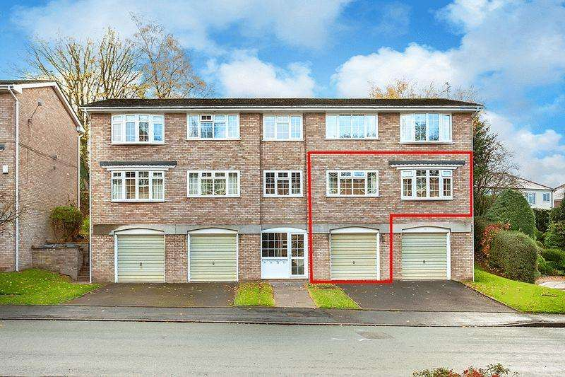 2 Bedrooms Apartment Flat for sale in Berkshire Drive, Congleton