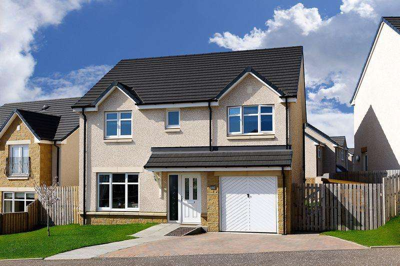 4 Bedrooms Detached House for sale in Millburn Gardens, Clackmannan