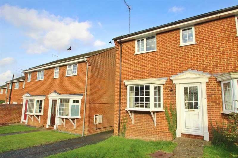 2 Bedrooms End Of Terrace House for sale in Ashgrove, Steeple Claydon