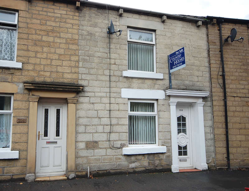 2 Bedrooms Terraced House for sale in High Street West, Glossop