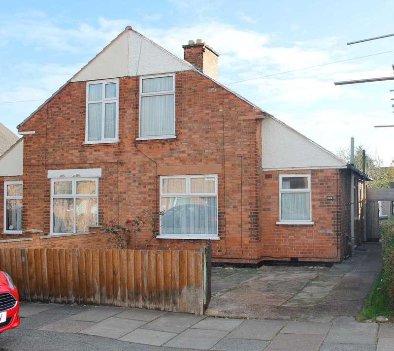 2 Bedrooms Semi Detached House for sale in Harrison Road, Belgrave