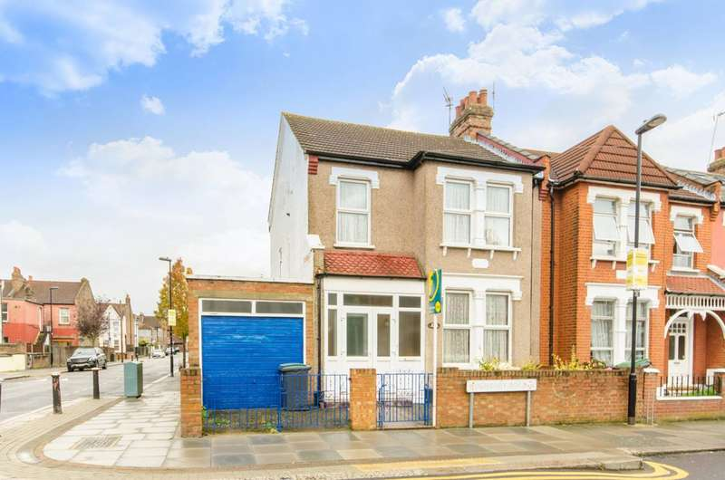 3 Bedrooms House for sale in Boundary Road, Turnpike Lane, N22
