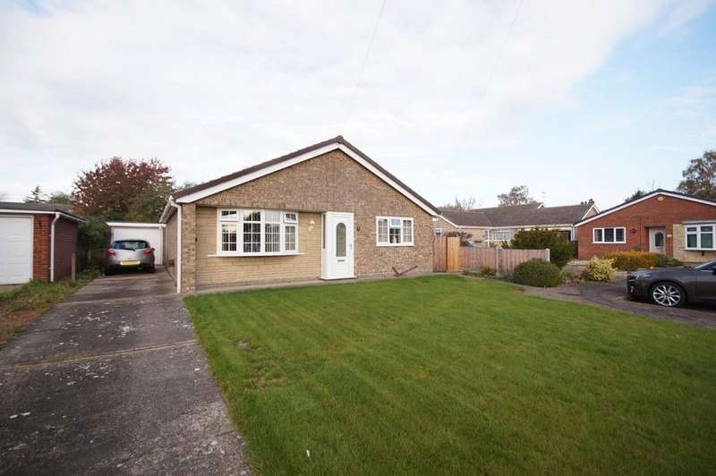 3 Bedrooms Detached Bungalow for sale in Delph Road, North Hykeham