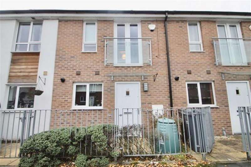 2 Bedrooms Mews House for sale in Stuart Street, Manchester
