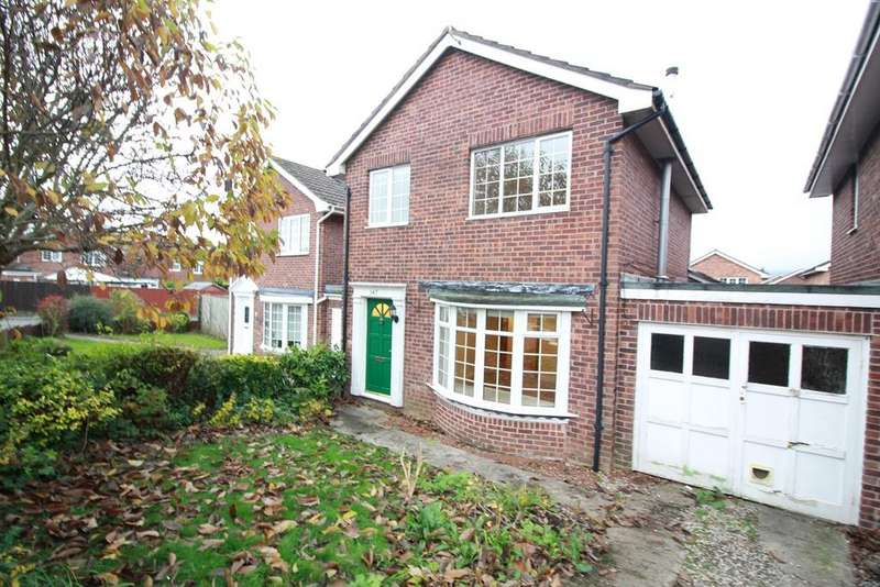 4 Bedrooms Link Detached House for sale in Croesonen Parc, Abergavenny, NP7