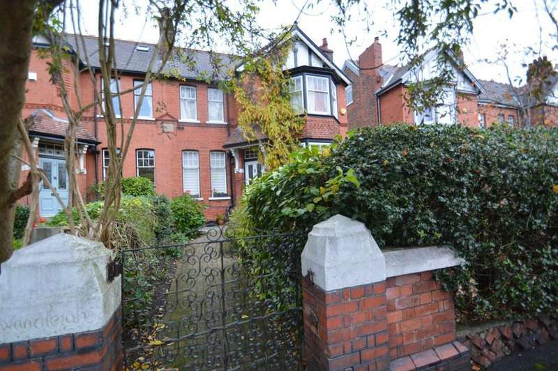 4 Bedrooms Semi Detached House for sale in Western Road, Flixton, Manchester, M41