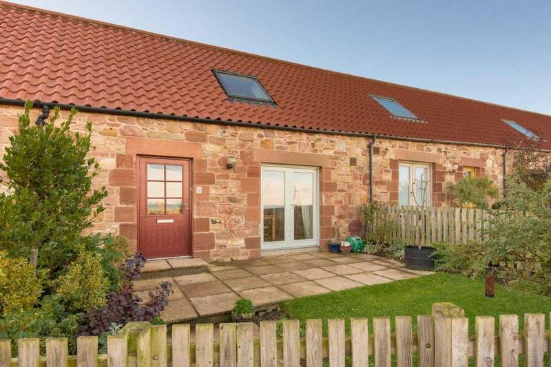 2 Bedrooms Cottage House for sale in 7 Crowhill Farm Cottages, Innerwick, Dunbar EH42 1QT