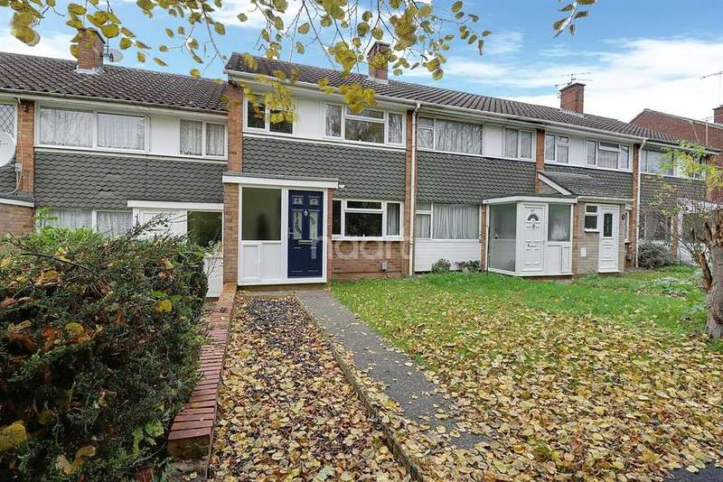 3 Bedrooms Terraced House for sale in Boxted Close, LU4