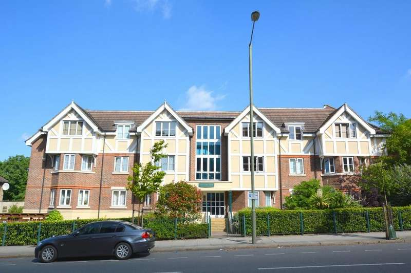 2 Bedrooms Apartment Flat for sale in Station Road, London NW4