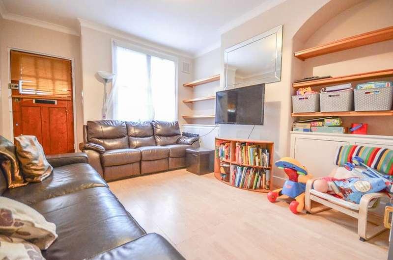 2 Bedrooms Terraced House for sale in Balliol Road, London, N17