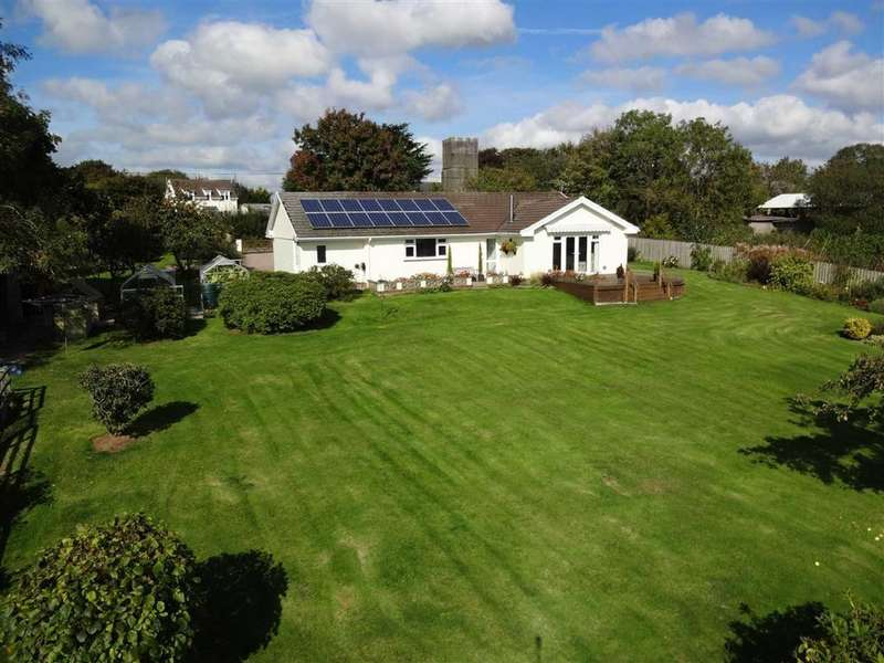 3 Bedrooms Bungalow for sale in Mariansleigh, South Molton, Devon, EX36