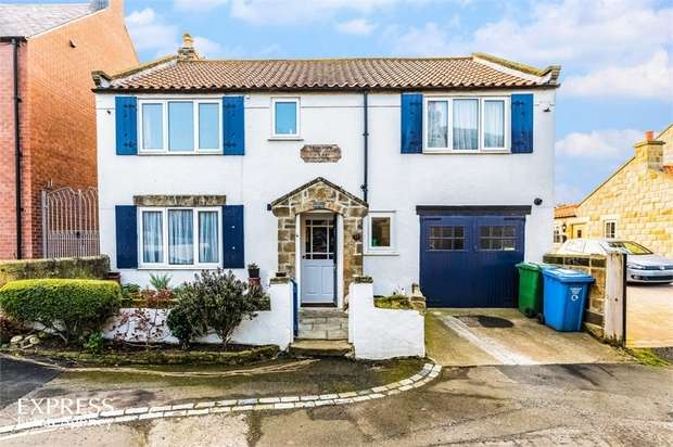 4 Bedrooms Detached House for sale in Porret Lane, Hinderwell, Saltburn-by-the-Sea, North Yorkshire