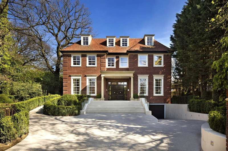 11 Bedrooms Detached House for sale in White Lodge Close, The Bishops Avenue, London, N2