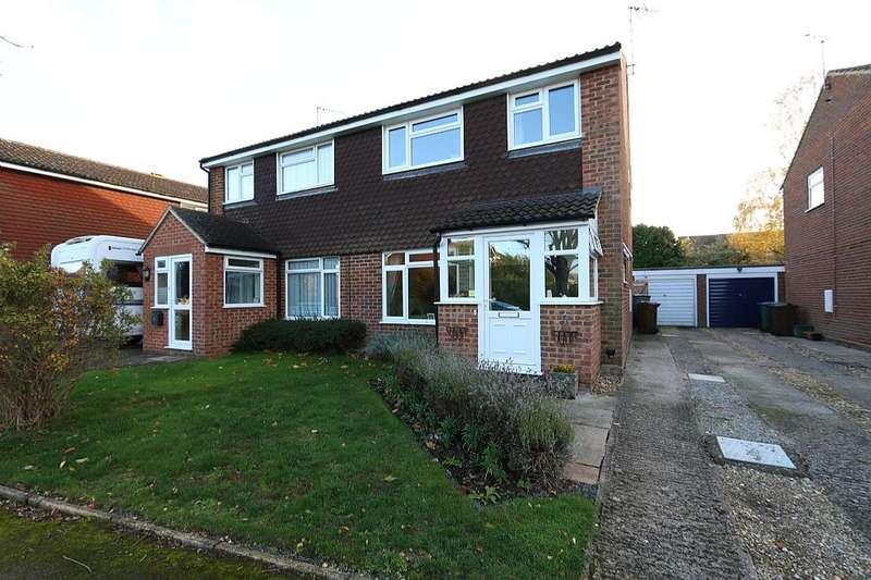 3 Bedrooms Semi Detached House for sale in 7, Offas Lane, Buckingham, Buckinghamshire, MK18 3JS