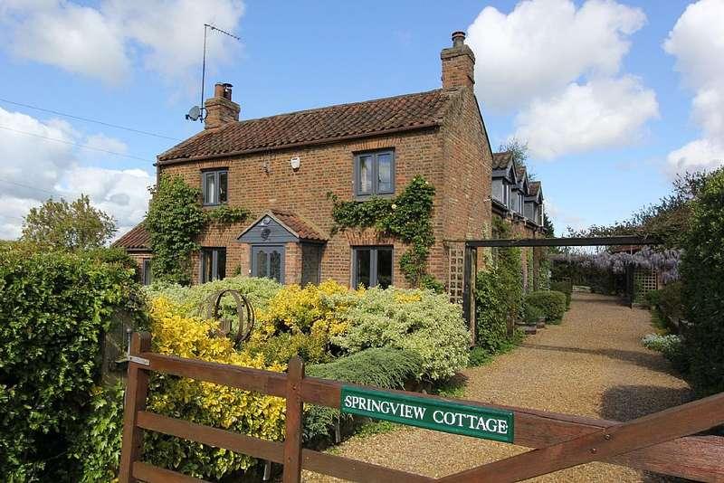 3 Bedrooms Detached House for sale in Tottenhill Row, Tottenhill, Kings Lynn, Norfolk, PE33 0RQ