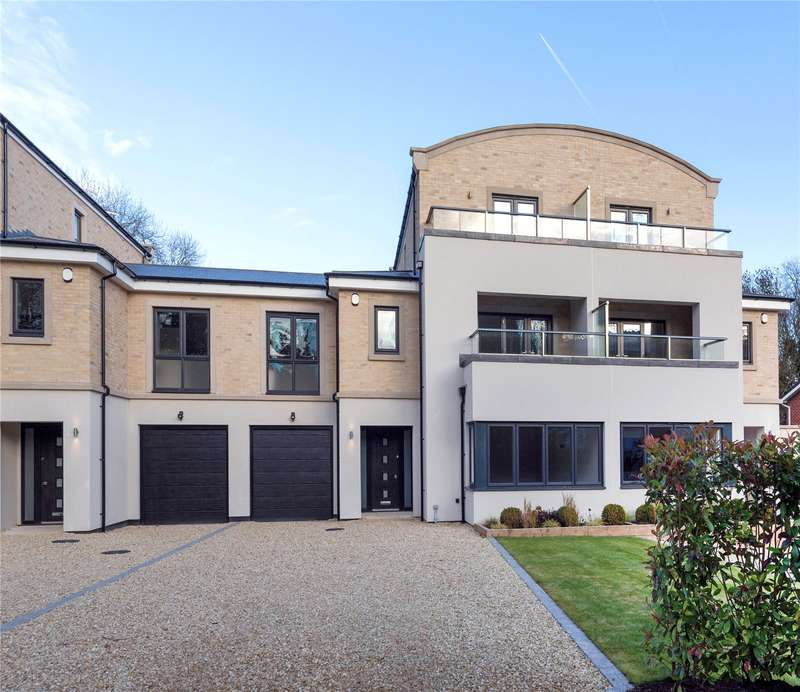 4 Bedrooms Terraced House for sale in South Park View, Gerrards Cross, Buckinghamshire, SL9
