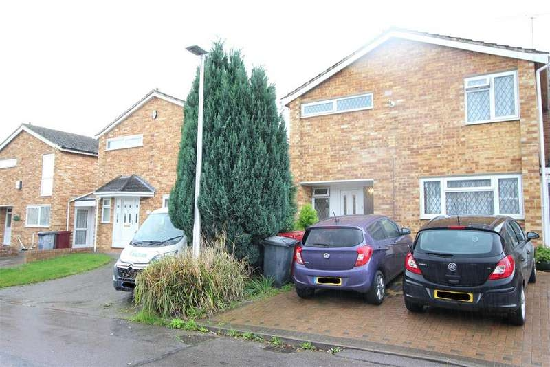 3 Bedrooms Semi Detached House for sale in Galsworthy Drive, Caversham, Reading