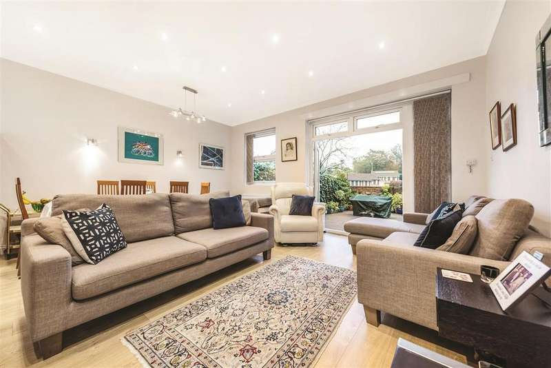 5 Bedrooms Detached House for sale in Welford Place, SW19