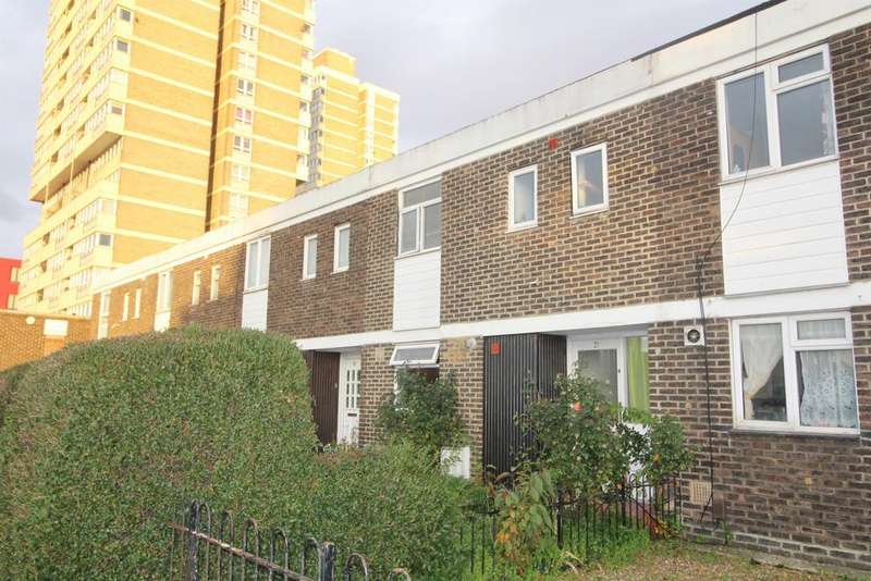 3 Bedrooms Terraced House for sale in Abbey Road, Stratford, London, E15 3JZ