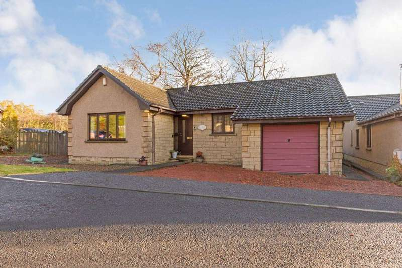 2 Bedrooms Detached Bungalow for sale in 2 Woodlands Grove, Bathgate, EH48 2UH