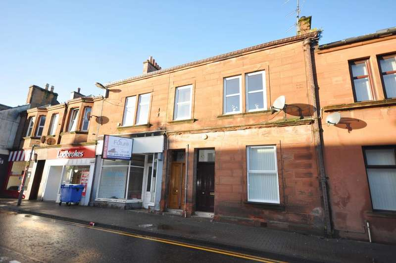 5 Bedrooms Flat for sale in 98 Dalrymple Street, Girvan KA26