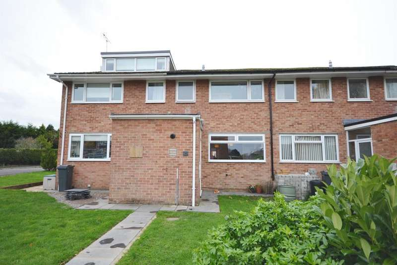 2 Bedrooms Terraced House for sale in Canon Park, Berkeley, Glos, GL13 9DF