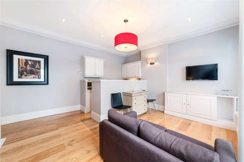 1 Bedroom Flat for sale in Child's Street, London, SW5