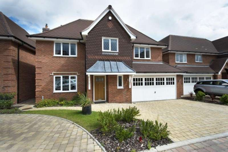 4 Bedrooms Detached House for sale in Beech Hill Close, Wylde Green, B72 1BF