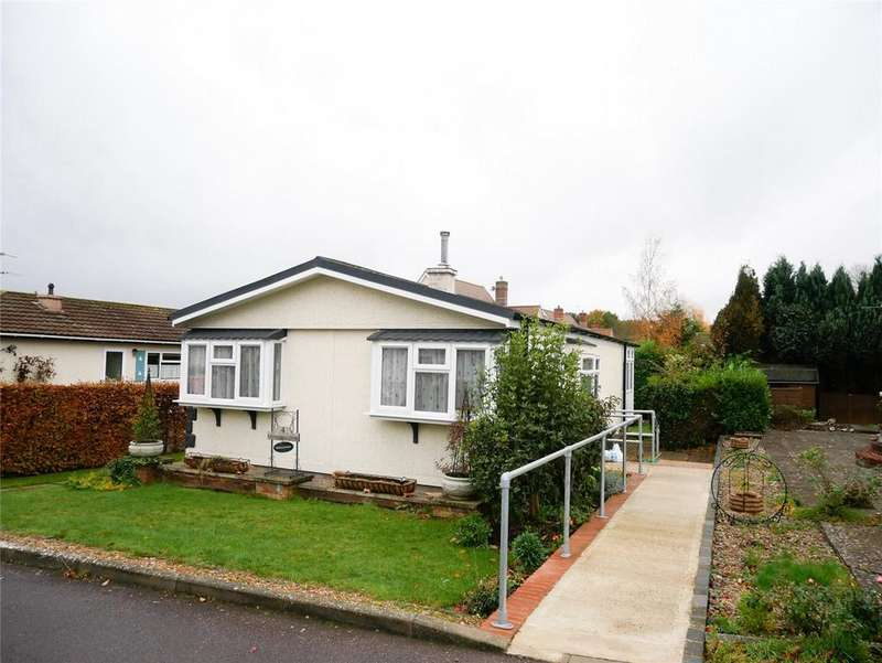 2 Bedrooms Retirement Property for sale in Cherry Tree Close, Chieveley, Newbury, Berkshire, RG20