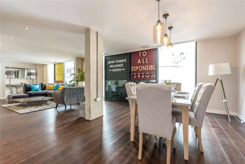 2 Bedrooms Flat for sale in Penny Gaff House, 89 Redchurch Street, Shoreditch, London, E2