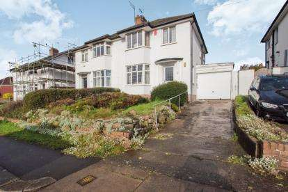 3 Bedrooms Semi Detached House for sale in Averay Road, Stapleton, Bristol