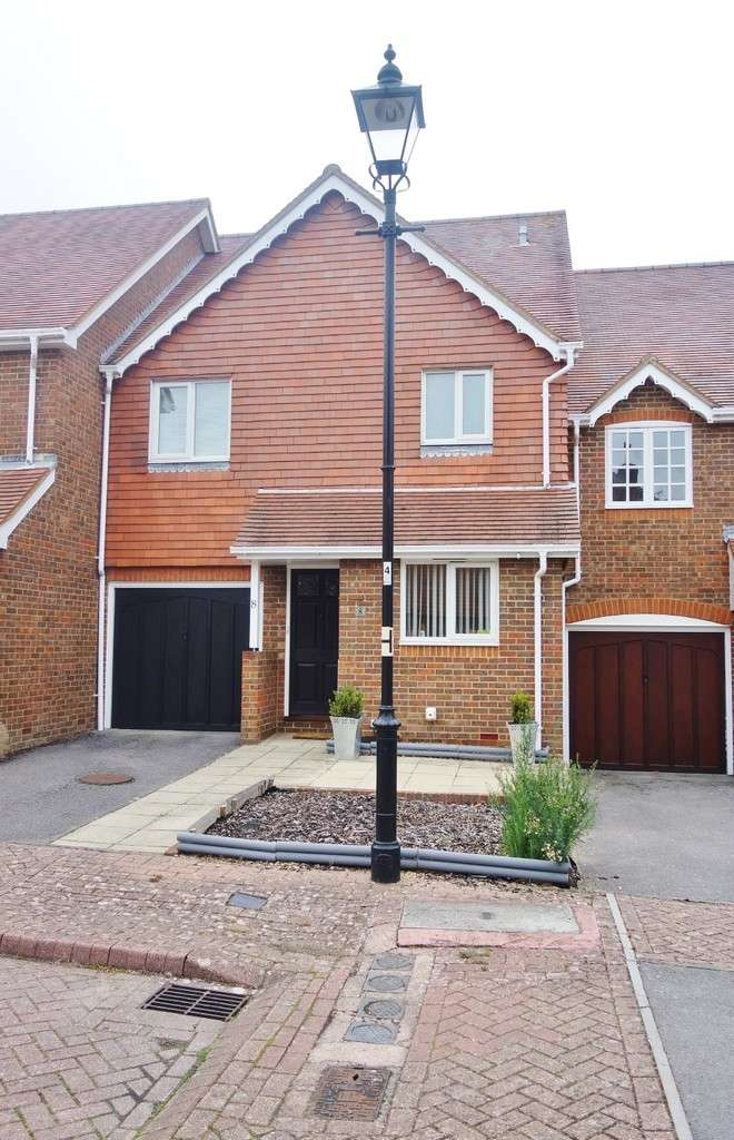 3 Bedrooms Property for sale in Gainsborough Mews, Fareham