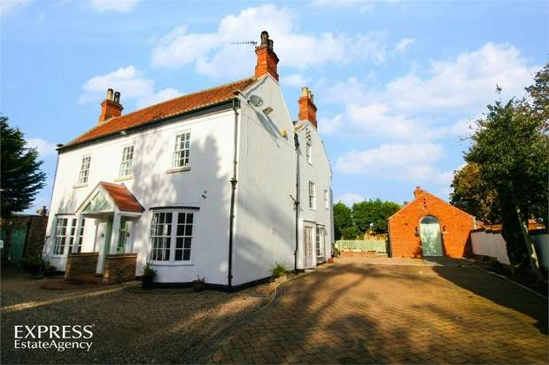 6 Bedrooms Detached House for sale in Ash Hill Road, Hatfield, Doncaster, South Yorkshire