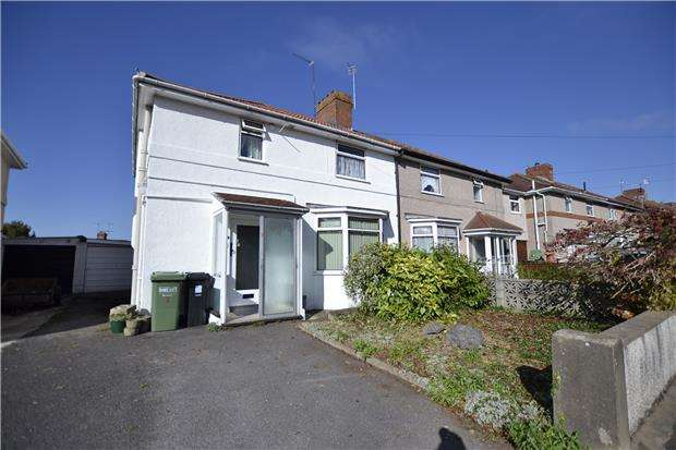 3 Bedrooms Semi Detached House for sale in Rannoch Road, BRISTOL, BS7 0SA