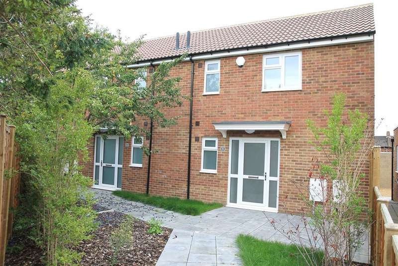 2 Bedrooms Semi Detached House for sale in Rydings, Windsor