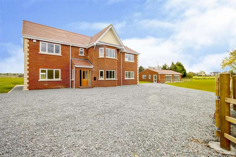 5 Bedrooms Detached House for sale in Blackmore