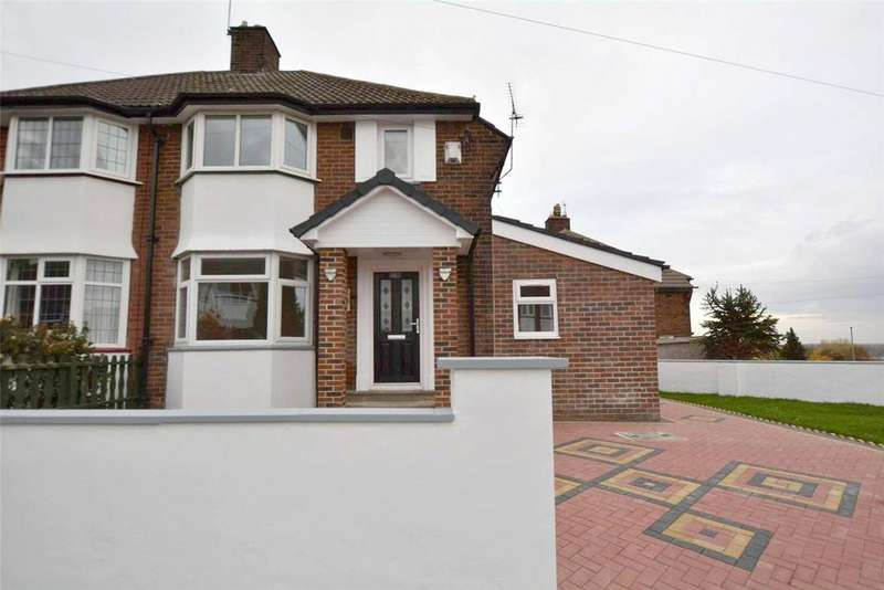 3 Bedrooms Semi Detached House for sale in Green Hill Drive, Leeds, West Yorkshire