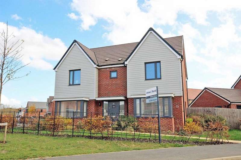 4 Bedrooms Detached House for sale in Folkes Road, Wootton